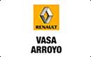 Logo Renault VASA ARROYO